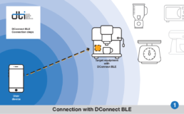 DConnect BLE step 1